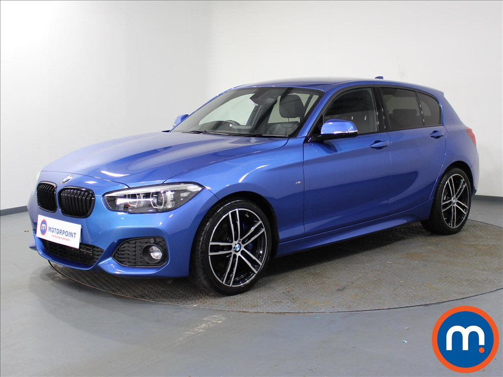 BMW 1 Series M Sport Shadow Edition - Stock Number 1081297 Passenger side front corner