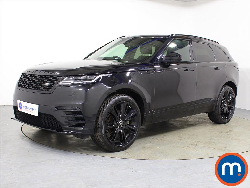 Land Rover Range Rover Velar R-Dynamic S - Stock Number 1075126 Passenger side front corner