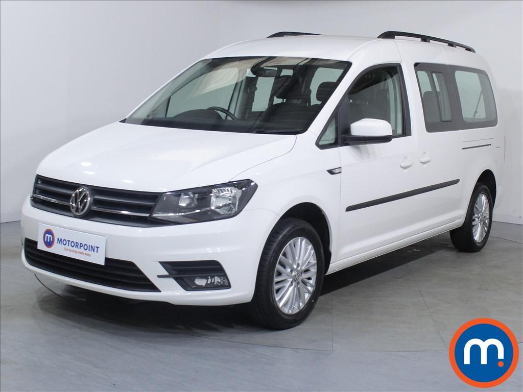 Volkswagen Caddy Maxi Life 2.0 TDI 150 5dr DSG - Stock Number 1077085 Passenger side front corner