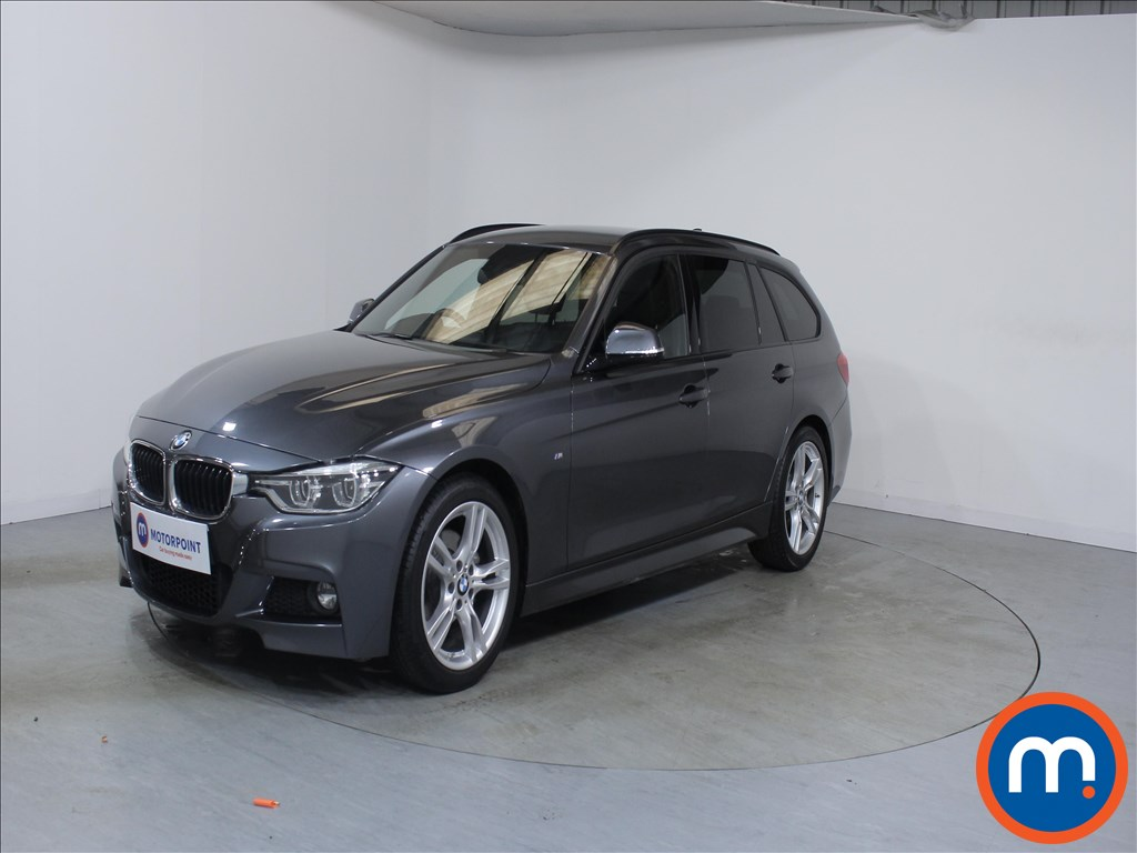 BMW 3 Series M Sport - Stock Number 1075339 Passenger side front corner