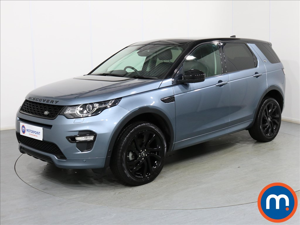 Land Rover Discovery Sport HSE Luxury - Stock Number 1075818 Passenger side front corner