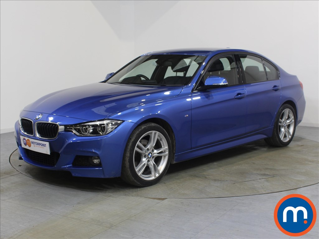 BMW 3 Series M Sport - Stock Number 1079188 Passenger side front corner