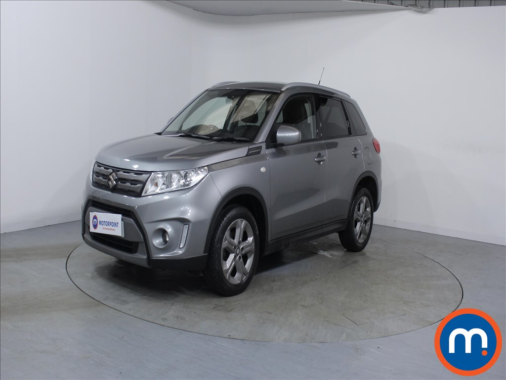 Suzuki Vitara SZ-T - Stock Number 1081468 Passenger side front corner