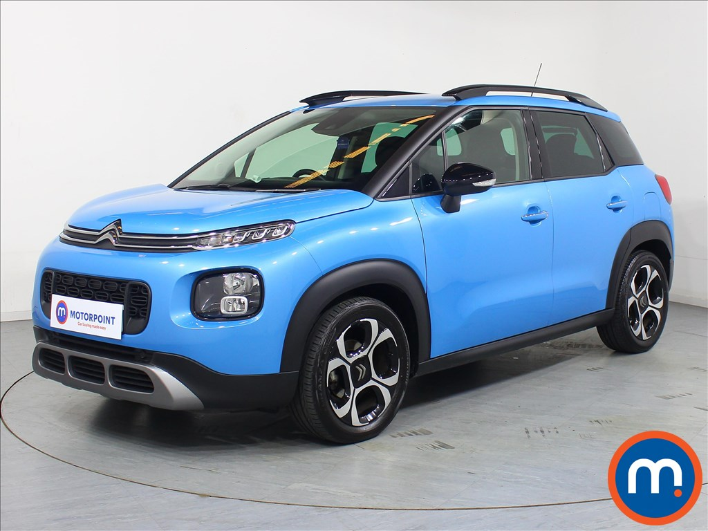 Citroen C3 Aircross Flair - Stock Number 1076766 Passenger side front corner