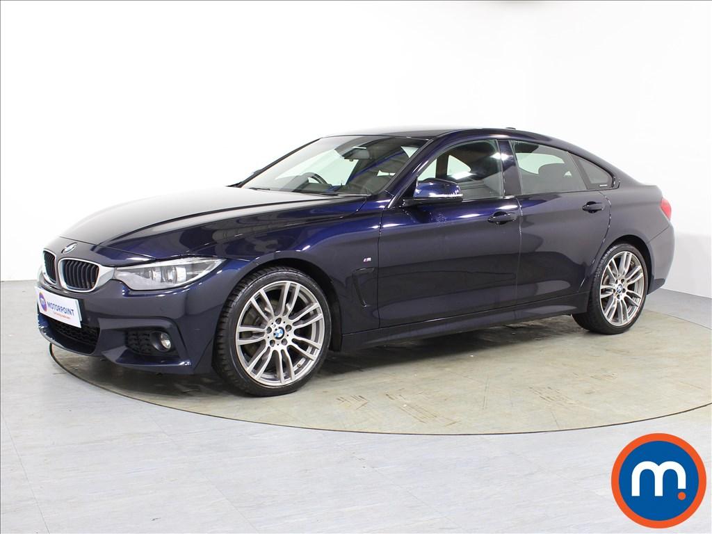 BMW 4 Series M Sport - Stock Number 1079187 Passenger side front corner
