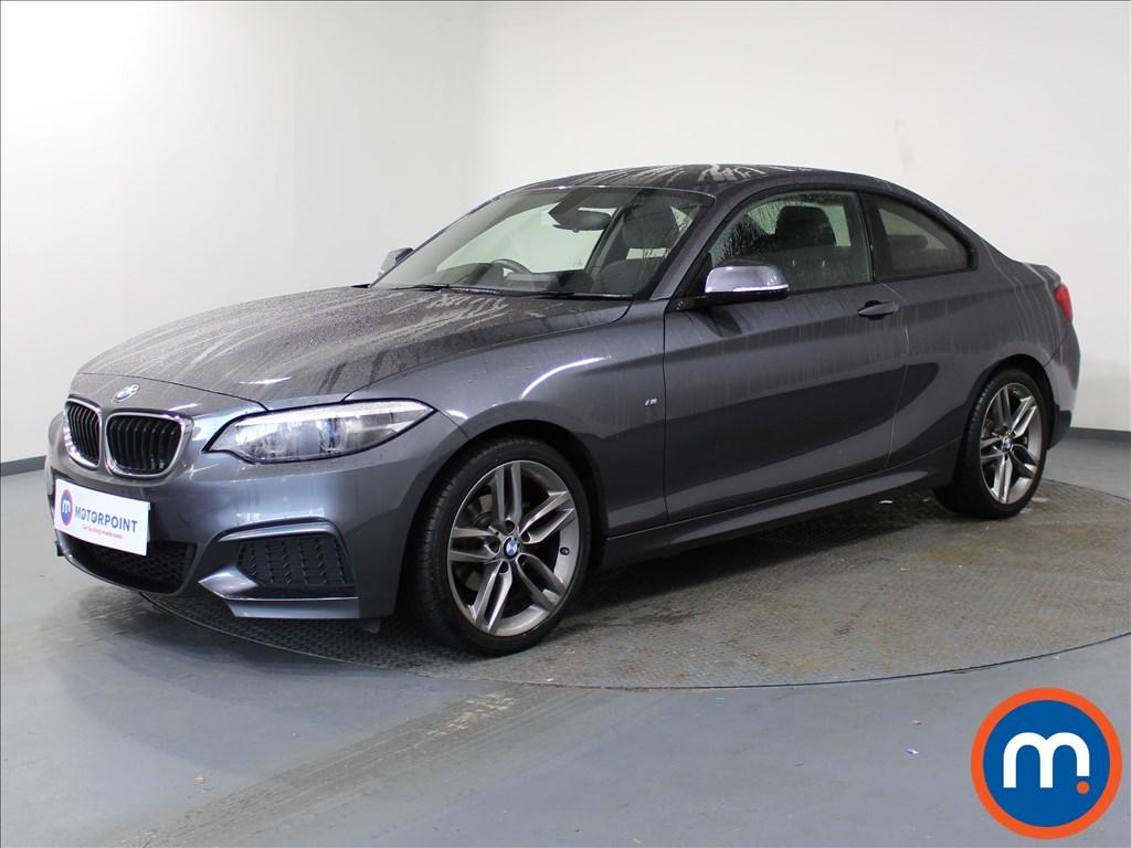 BMW 2 Series M Sport - Stock Number 1077794 Passenger side front corner