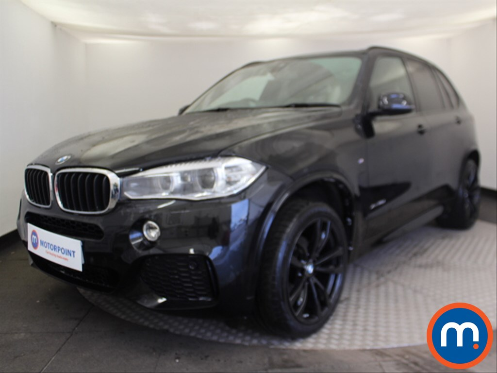 BMW X5 M Sport - Stock Number 1072228 Passenger side front corner