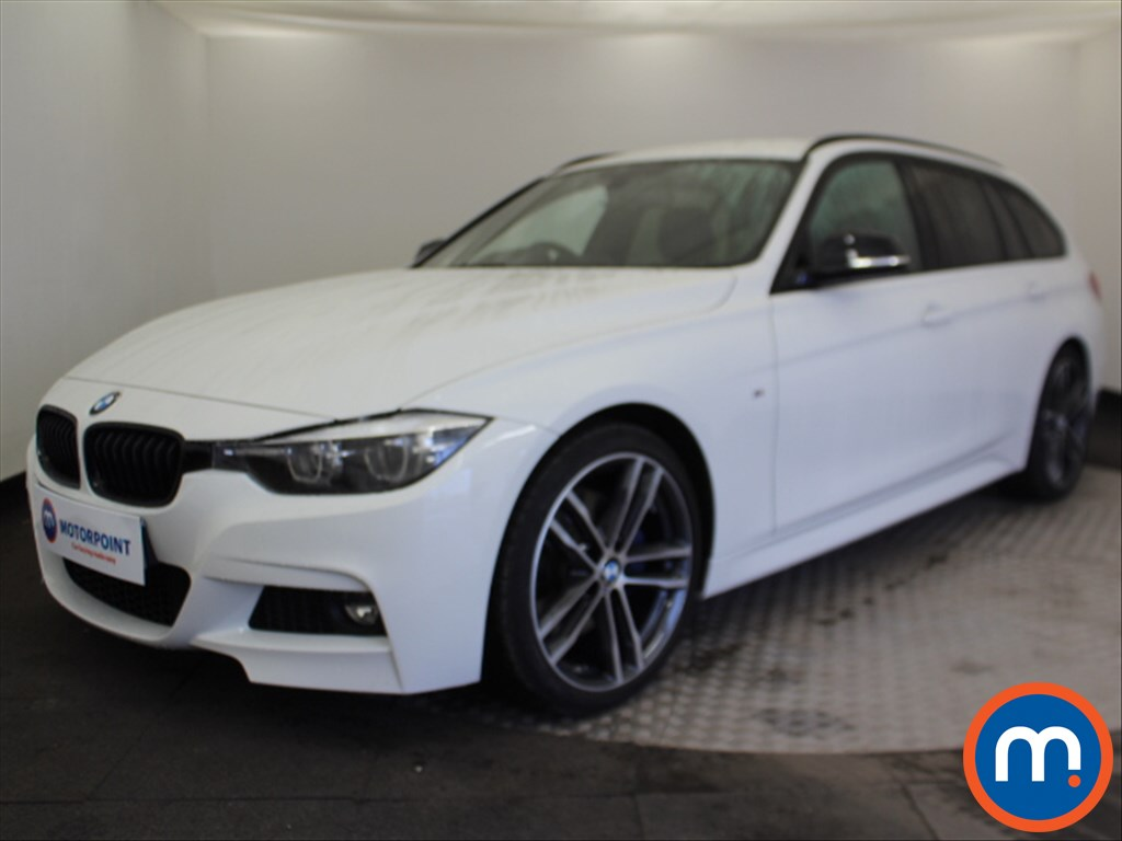 BMW 3 Series M Sport Shadow Edition - Stock Number 1081777 Passenger side front corner