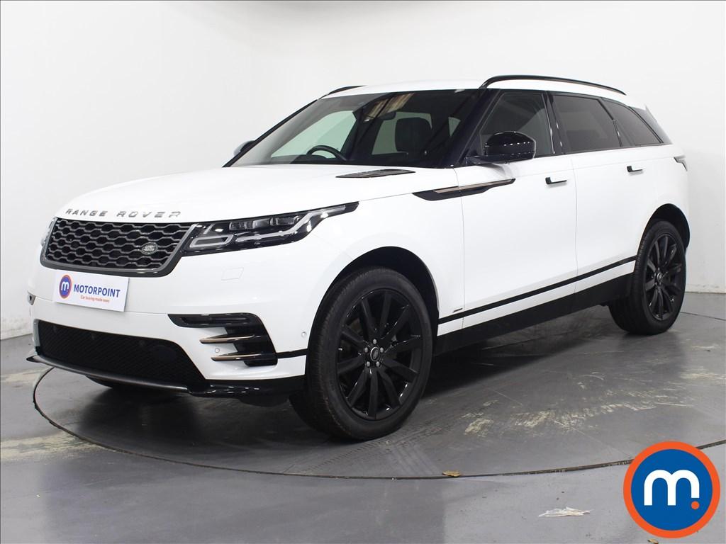 Land Rover Range Rover Velar R-Dynamic HSE - Stock Number 1077175 Passenger side front corner