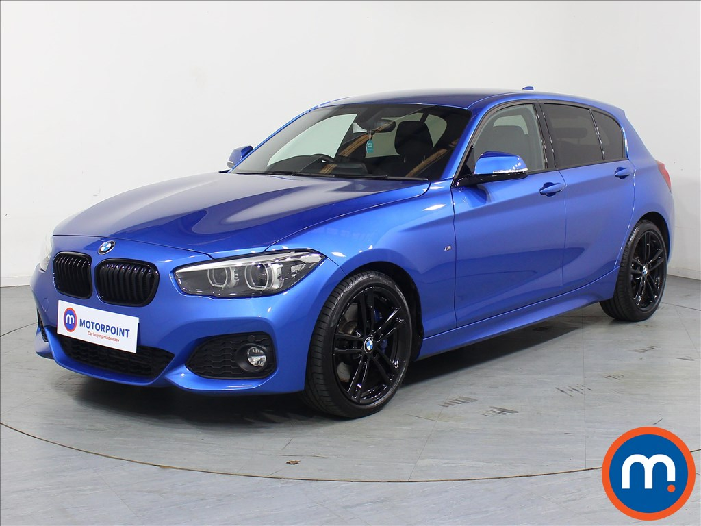 BMW 1 Series M Sport Shadow Edition - Stock Number 1076337 Passenger side front corner