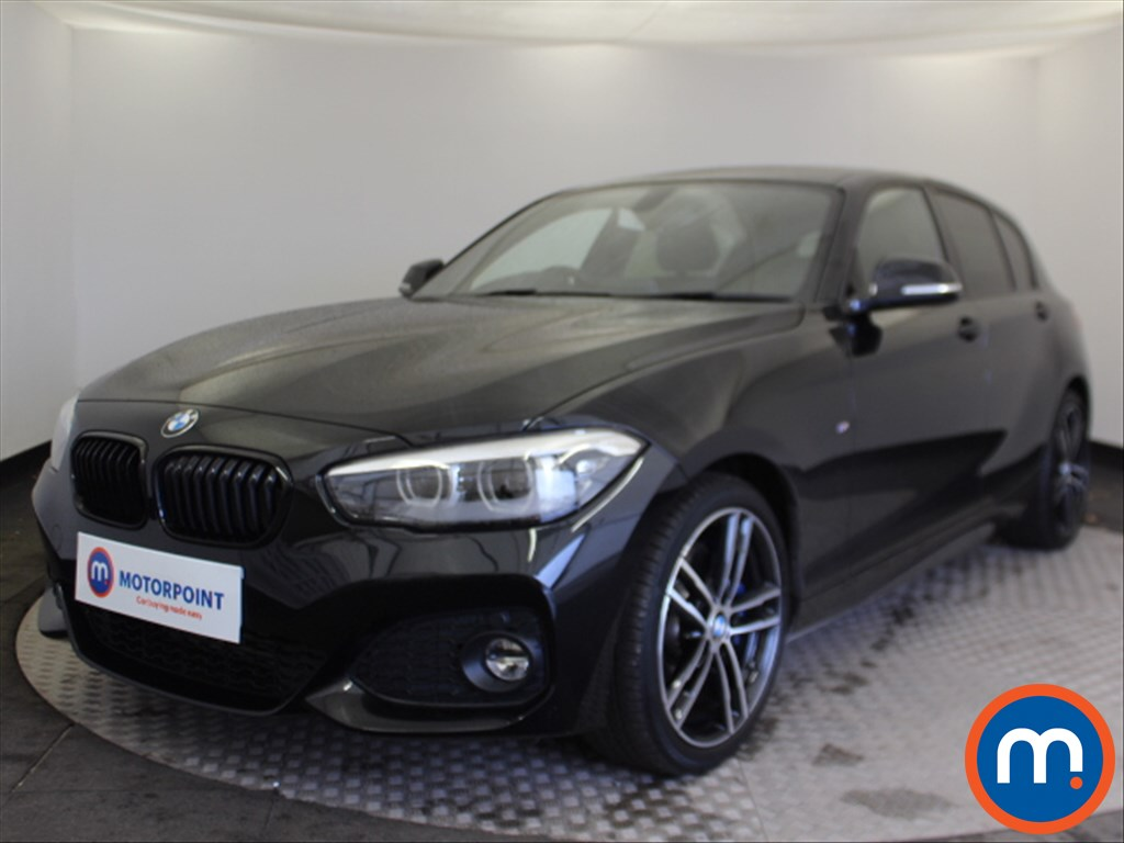 BMW 1 Series M Sport Shadow Edition - Stock Number 1081364 Passenger side front corner