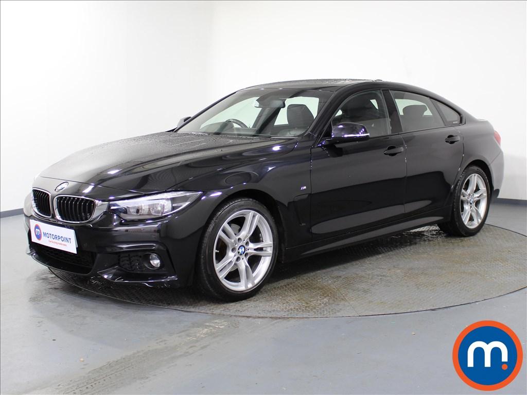 BMW 4 Series M Sport - Stock Number 1080494 Passenger side front corner