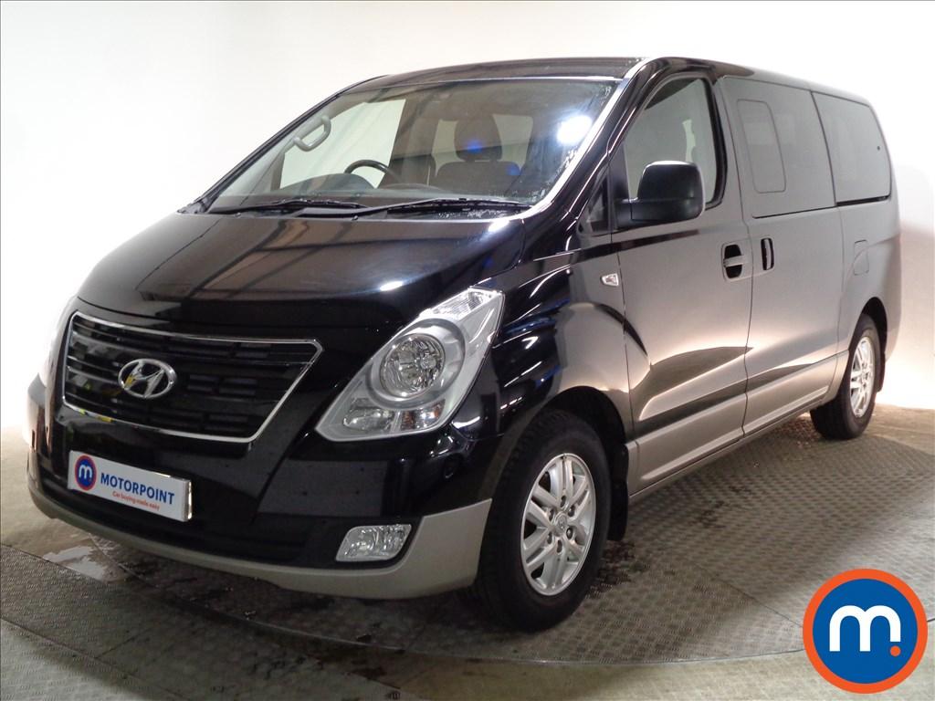 Hyundai I800 SE Nav - Stock Number 1078931 Passenger side front corner