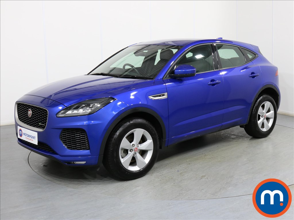 Jaguar E-Pace R-Dynamic S - Stock Number 1079071 Passenger side front corner