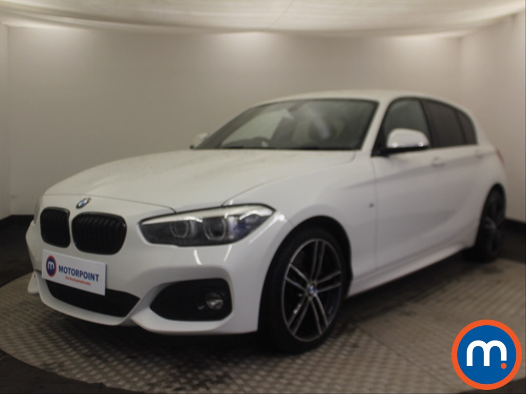 BMW 1 Series M Sport Shadow Edition - Stock Number 1081645 Passenger side front corner