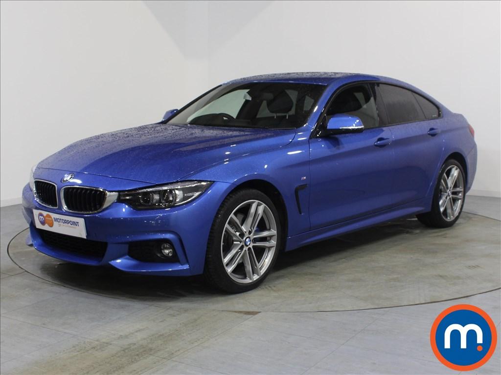 BMW 4 Series M Sport - Stock Number 1079426 Passenger side front corner