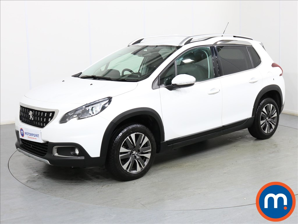 Peugeot 2008 Allure - Stock Number 1065105 Passenger side front corner