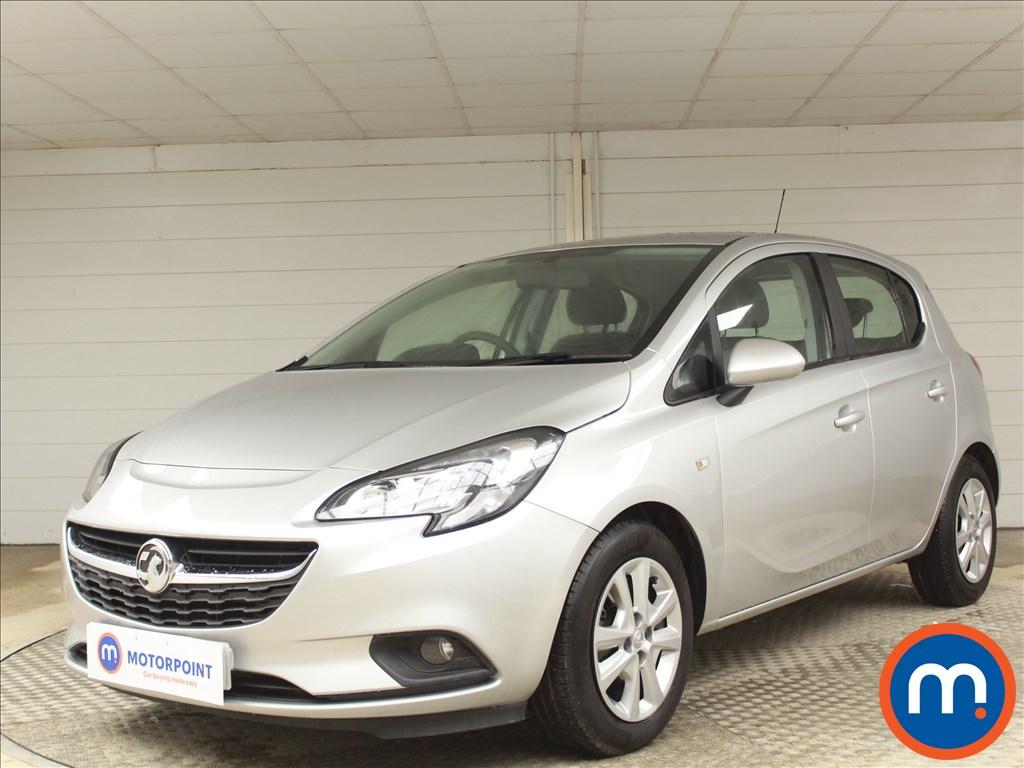 Vauxhall Corsa Design - Stock Number 1079073 Passenger side front corner
