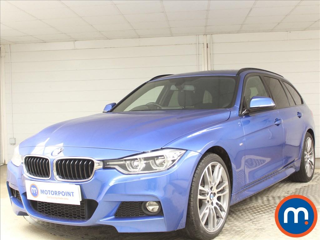 BMW 3 Series M Sport - Stock Number 1079501 Passenger side front corner