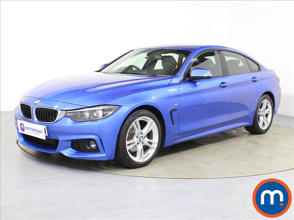 BMW 4 Series M Sport - Stock Number 1078699 Passenger side front corner