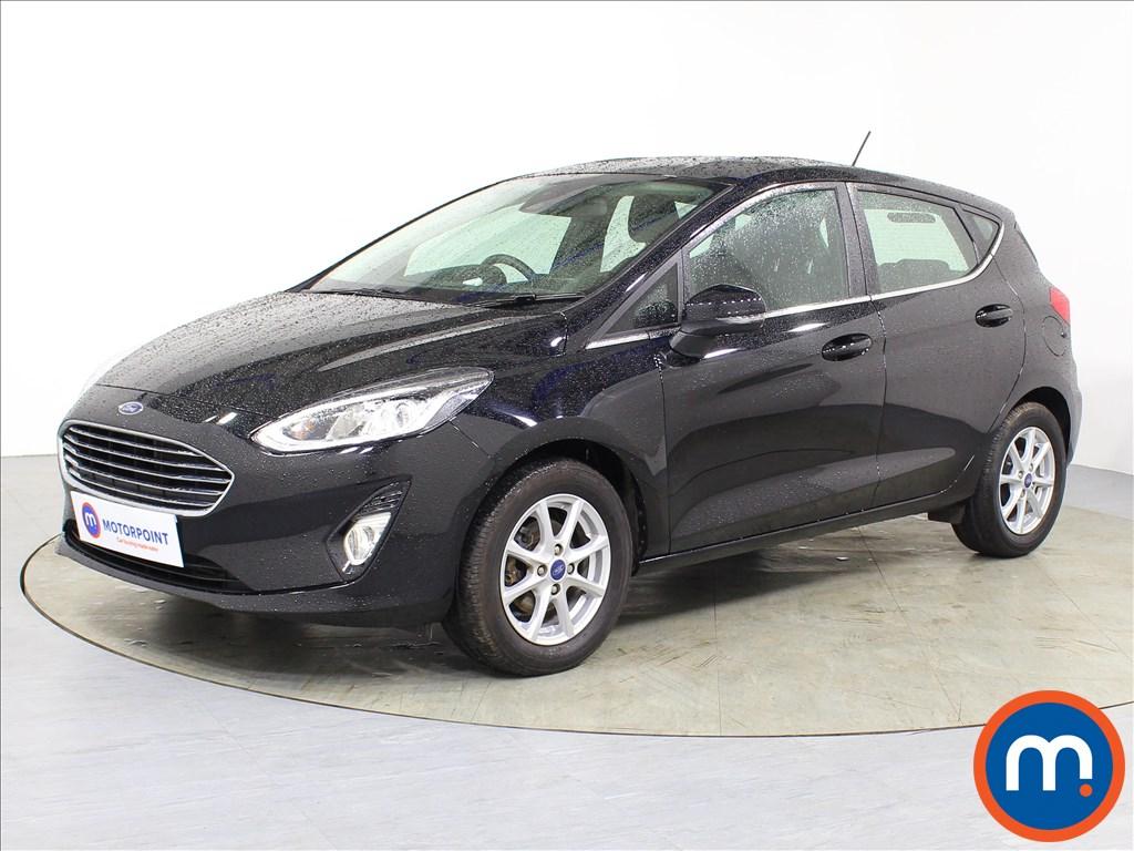 Ford Fiesta Zetec - Stock Number 1081546 Passenger side front corner