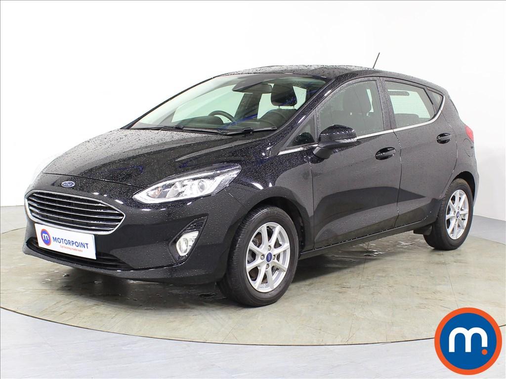 Ford Fiesta Zetec - Stock Number 1081551 Passenger side front corner