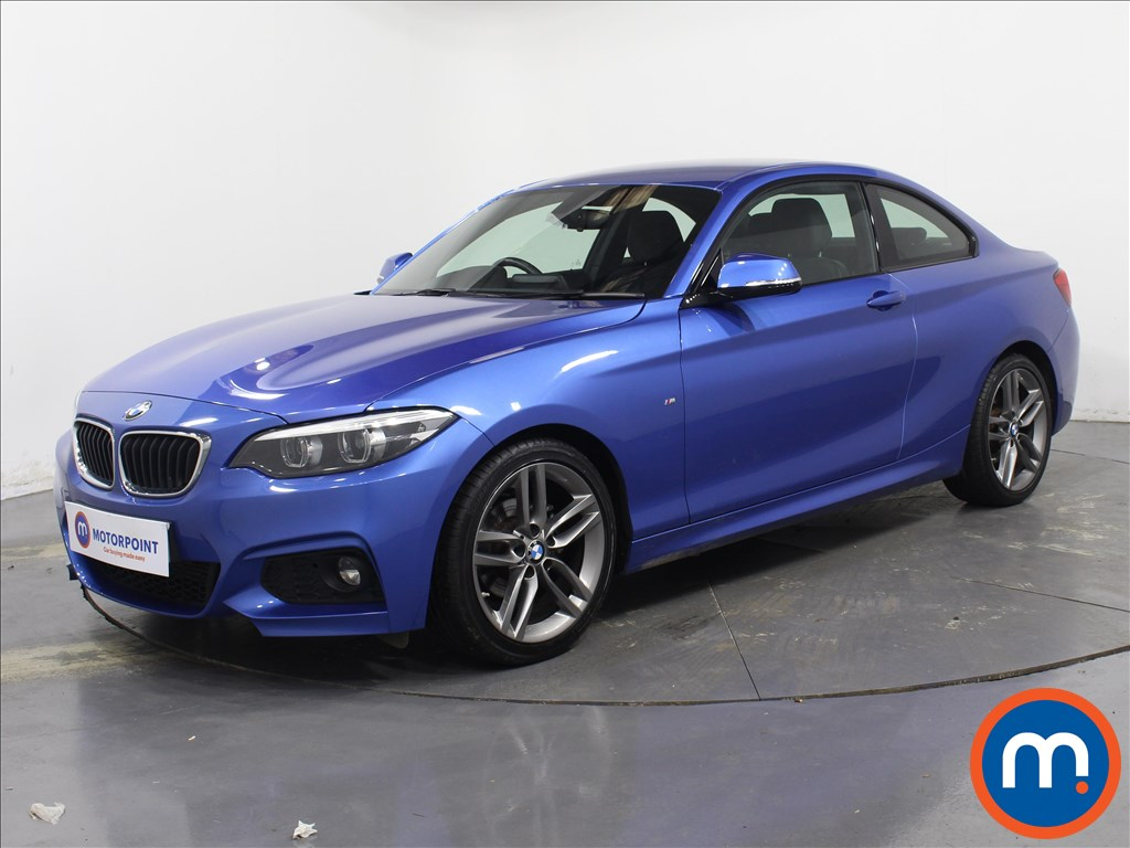 BMW 2 Series M Sport - Stock Number 1080576 Passenger side front corner