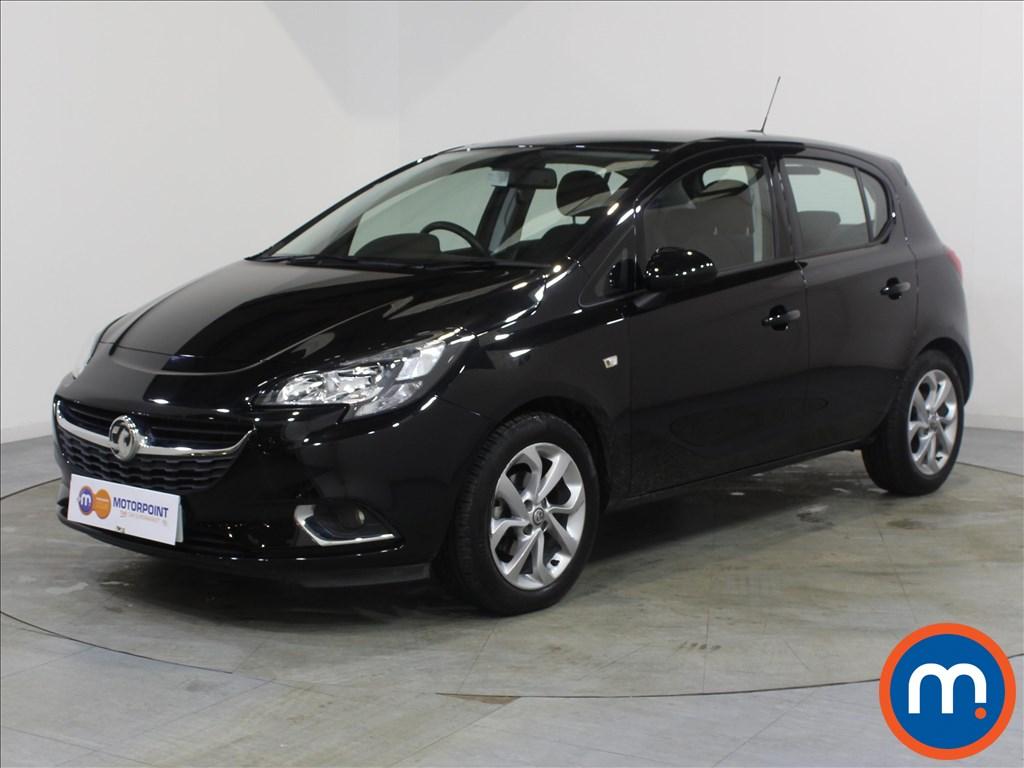 Vauxhall Corsa SRi Nav - Stock Number 1077889 Passenger side front corner