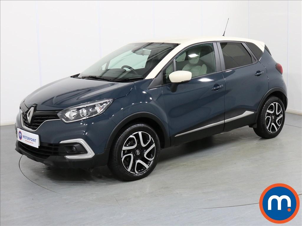 Renault Captur Iconic - Stock Number 1077341 Passenger side front corner