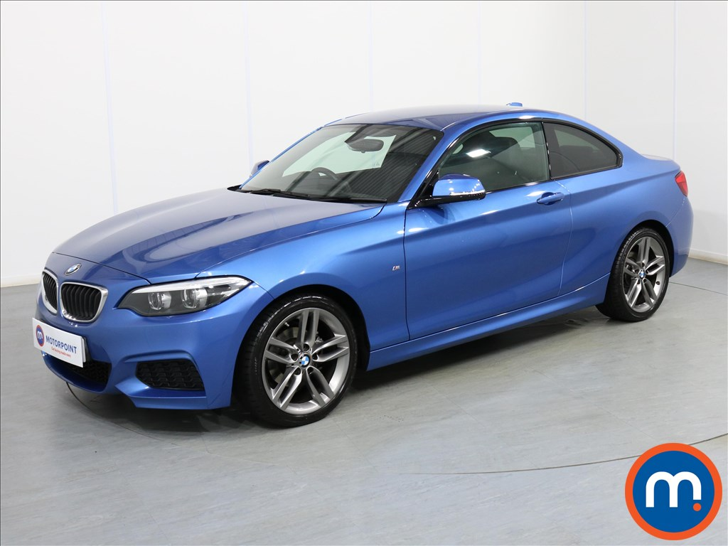BMW 2 Series M Sport - Stock Number 1082182 Passenger side front corner