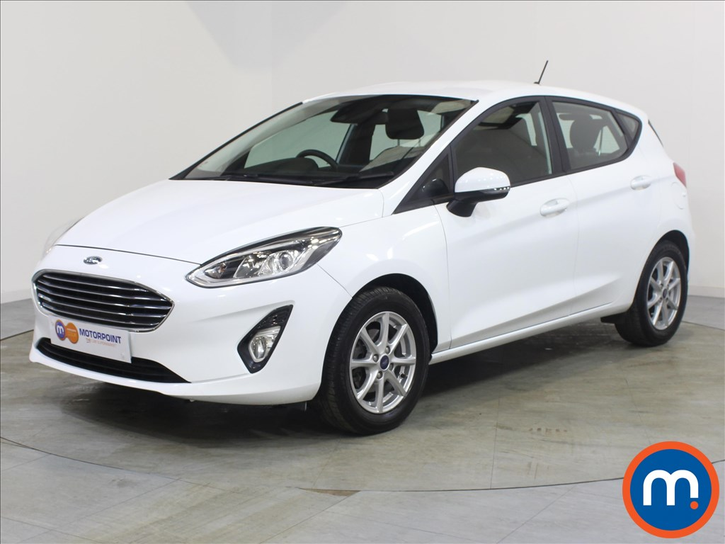 Ford Fiesta Zetec - Stock Number 1079566 Passenger side front corner