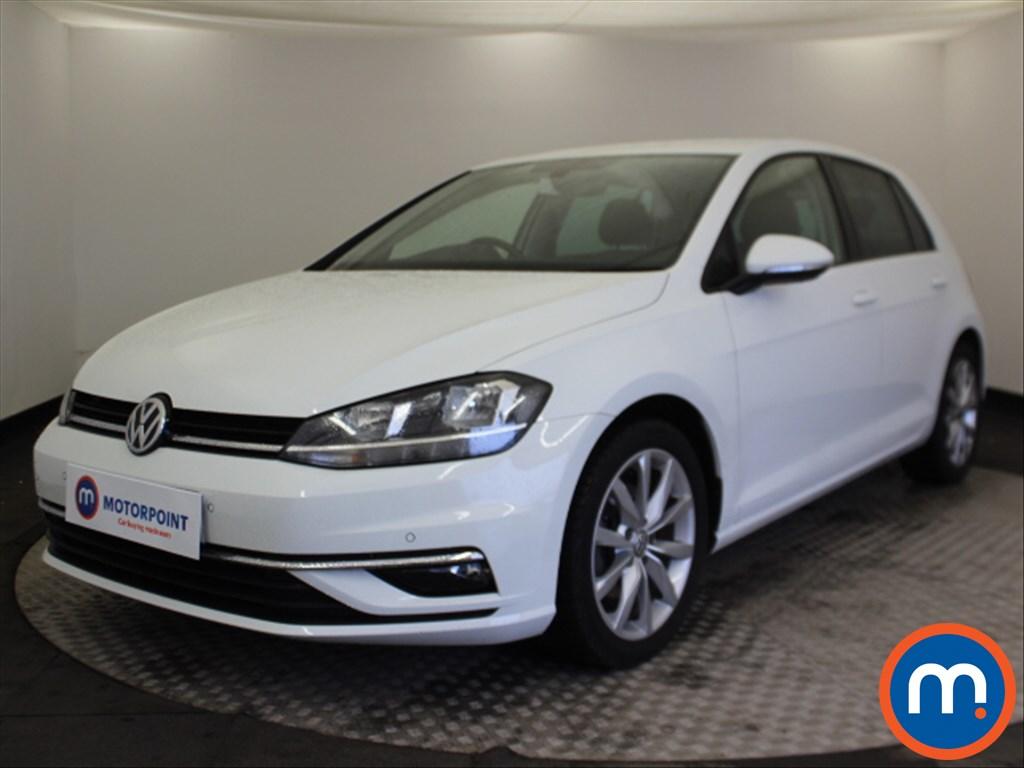 Volkswagen Golf GT - Stock Number 1079964 Passenger side front corner