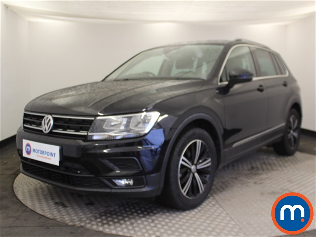 Volkswagen Tiguan SE Nav - Stock Number 1079923 Passenger side front corner