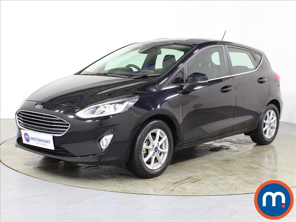 Ford Fiesta Zetec - Stock Number 1081550 Passenger side front corner