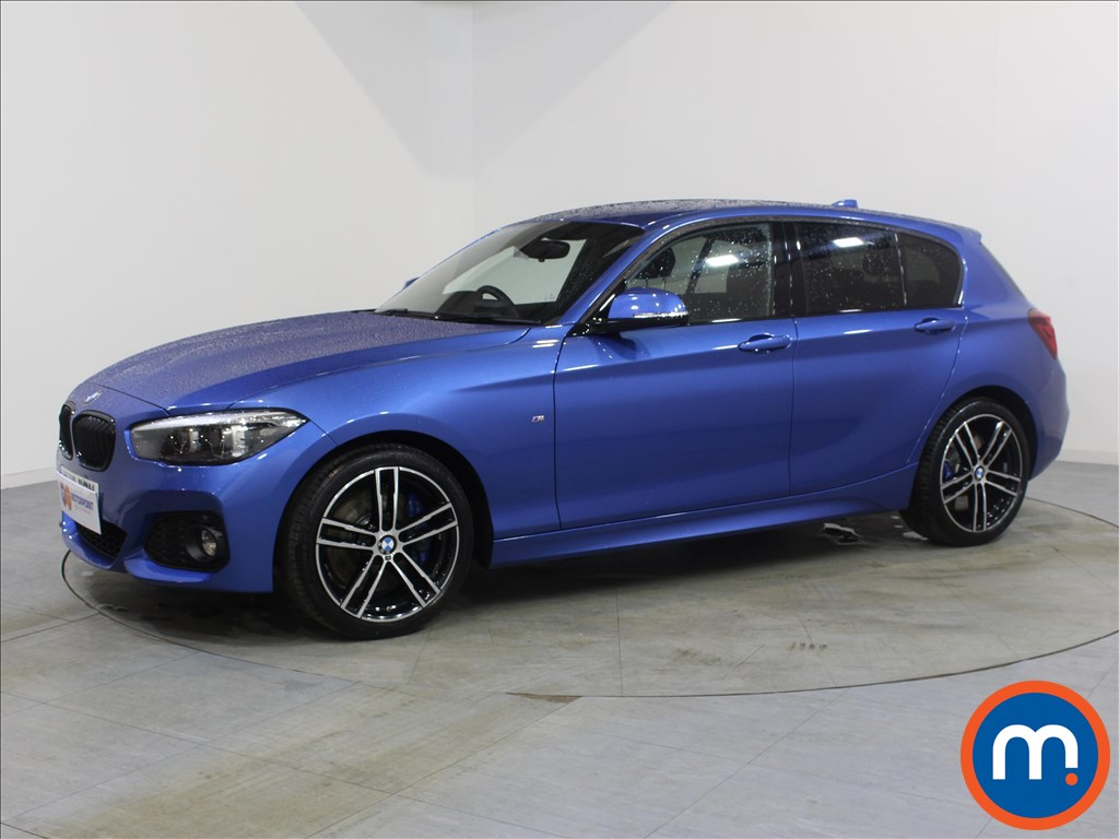 BMW 1 Series M Sport Shadow Edition - Stock Number 1081311 Passenger side front corner