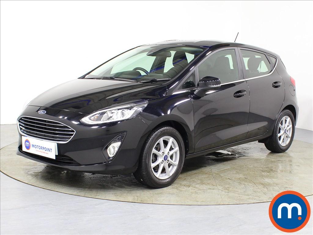 Ford Fiesta Zetec - Stock Number 1081549 Passenger side front corner