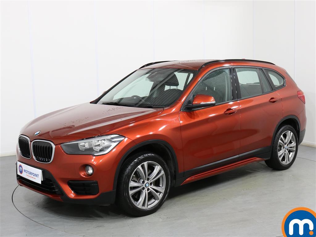 BMW X1 Sport - Stock Number 1080611 Passenger side front corner