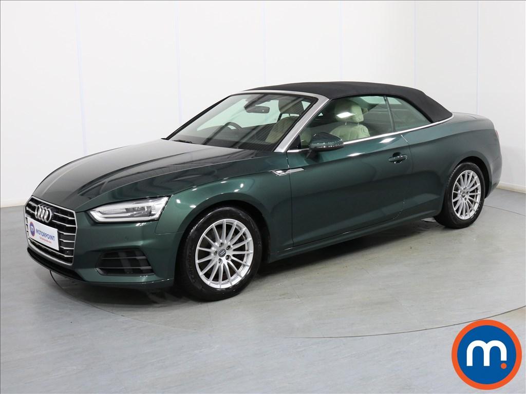 Audi A5 SE - Stock Number 1081554 Passenger side front corner
