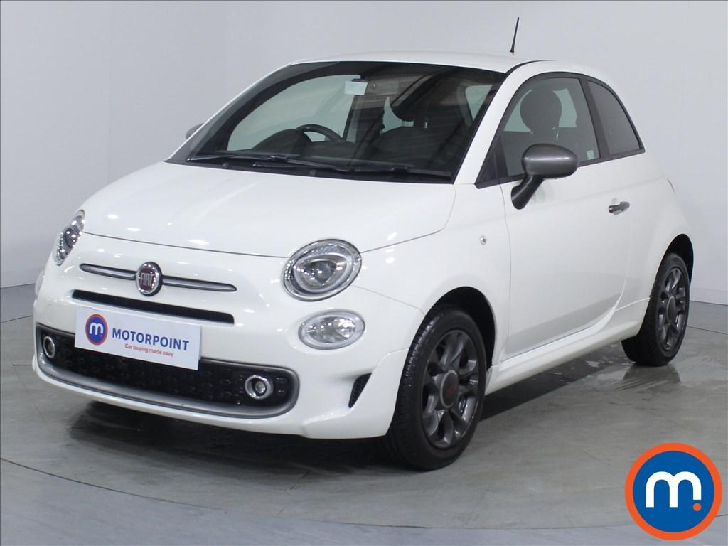 Fiat 500 S - Stock Number 1080248 Passenger side front corner