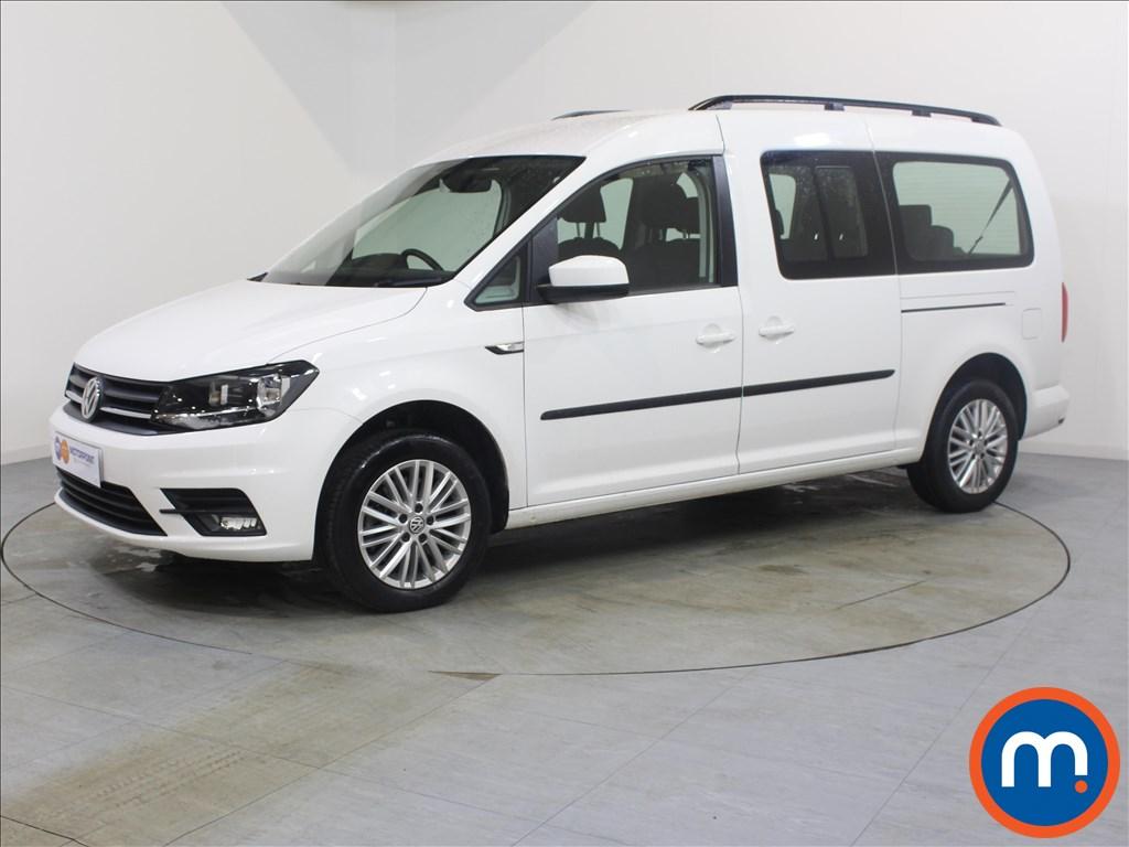 Volkswagen Caddy Maxi Life 2.0 TDI 150 5dr DSG - Stock Number 1077103 Passenger side front corner