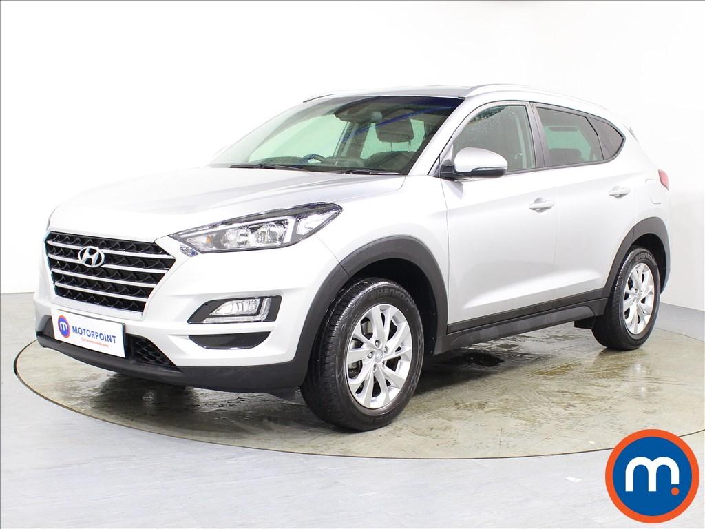 Hyundai Tucson SE Nav - Stock Number 1080662 Passenger side front corner