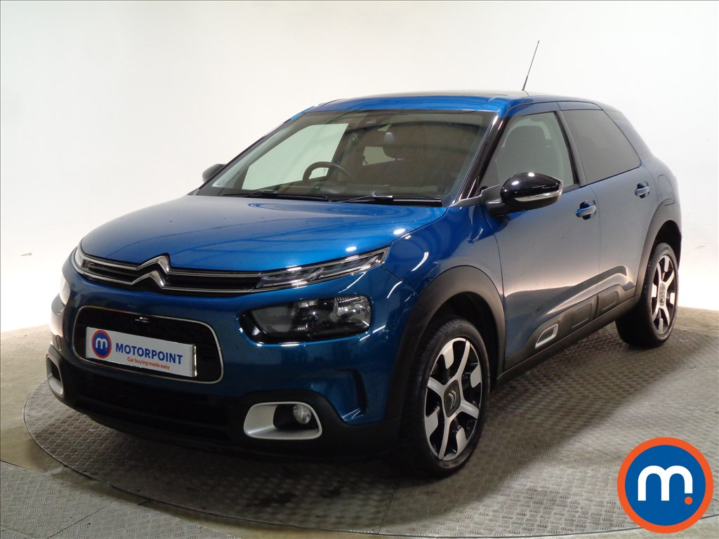 Citroen C4 Cactus Flair - Stock Number 1078076 Passenger side front corner