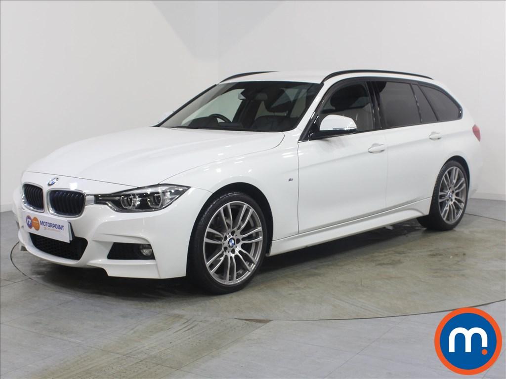 BMW 3 Series M Sport - Stock Number 1079504 Passenger side front corner