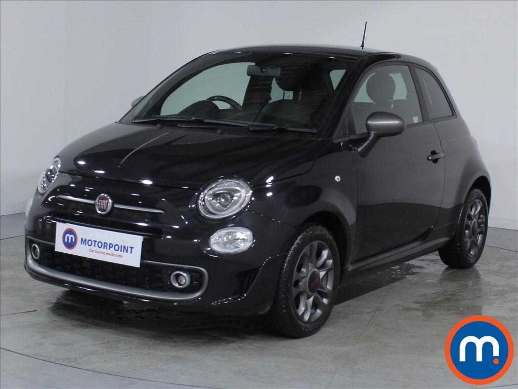 Fiat 500 S - Stock Number 1080225 Passenger side front corner