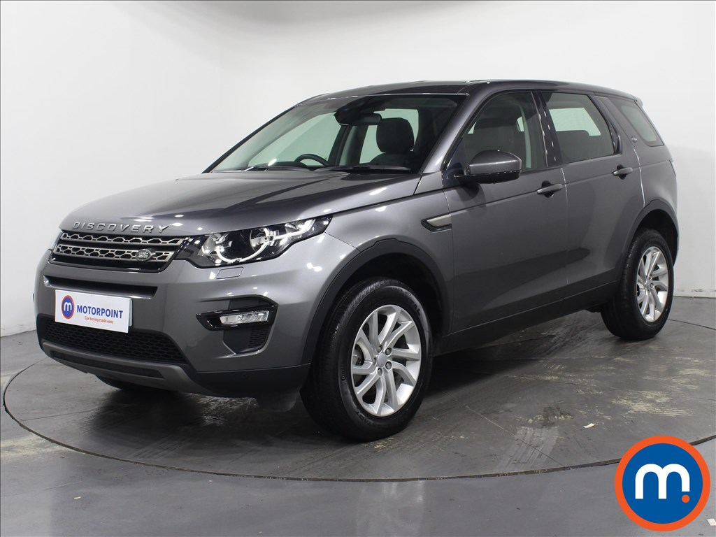 Land Rover Discovery Sport SE Tech - Stock Number 1075800 Passenger side front corner
