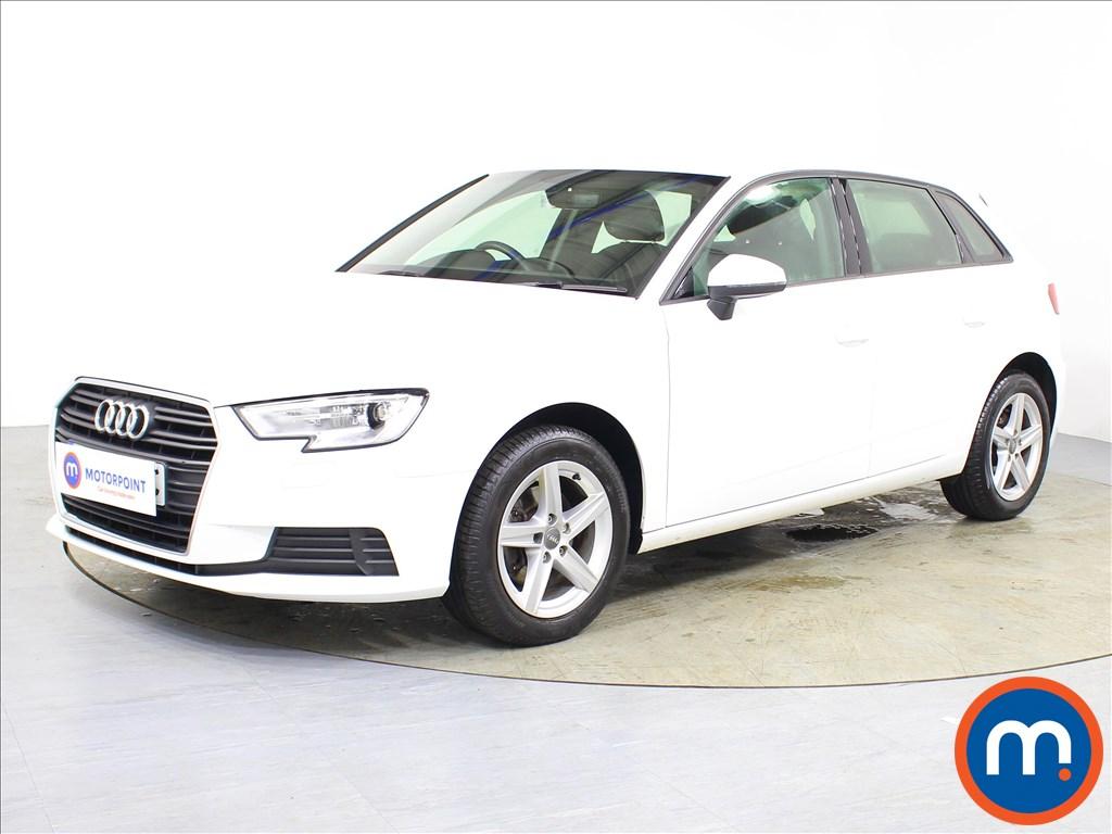 Audi A3 SE - Stock Number 1078090 Passenger side front corner