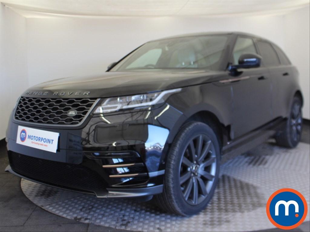 Land Rover Range Rover Velar R-Dynamic HSE - Stock Number 1081071 Passenger side front corner