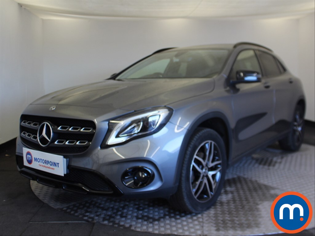 Mercedes-Benz Gla Class Urban Edition - Stock Number 1079203 Passenger side front corner