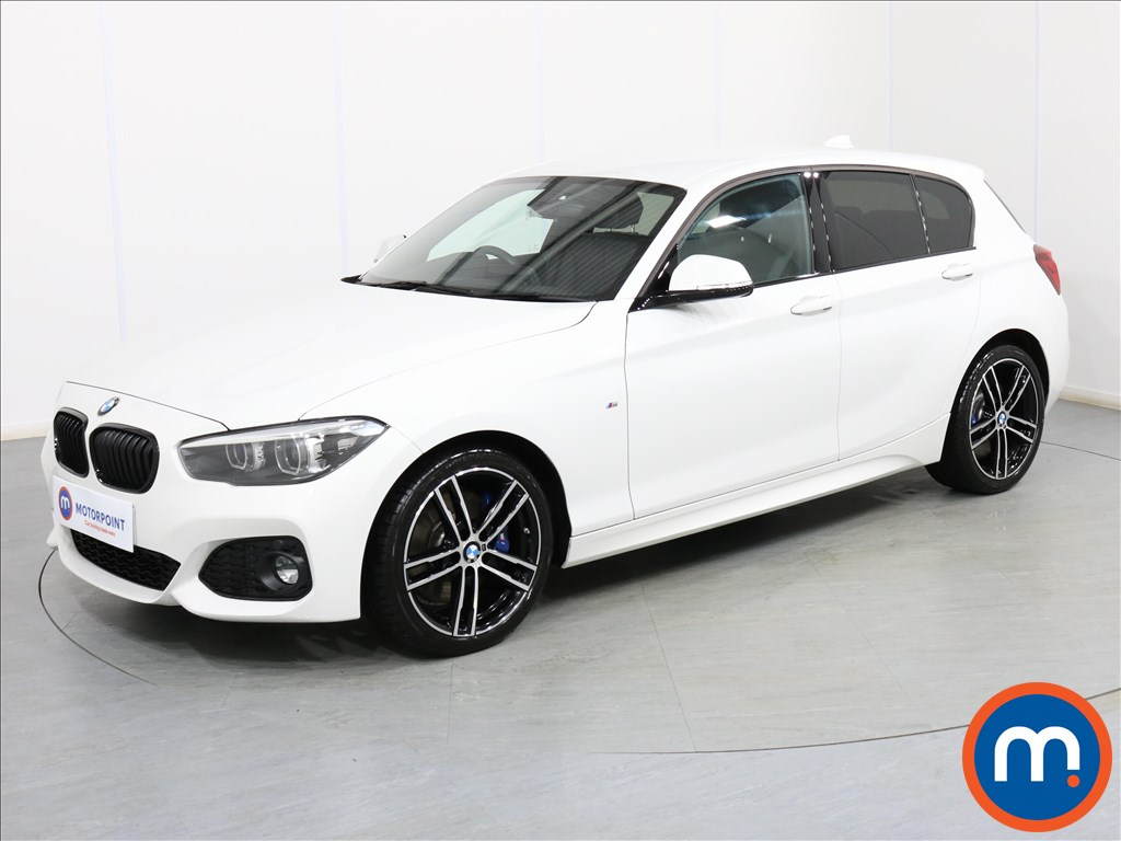BMW 1 Series M Sport Shadow Edition - Stock Number 1081274 Passenger side front corner