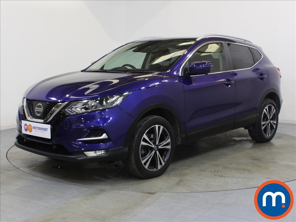 Nissan Qashqai N-Connecta - Stock Number 1081010 Passenger side front corner
